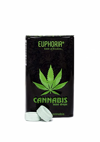 Euphoria Cannabis Mint Drops (25 g) |...