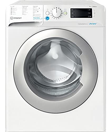 Lavadora Indesit BWE91484XWSSPTN 9Kg 1400 rpm A+++