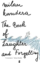 The Book of Laughter and Forgetting by Milan Kundera (1996-05-20)