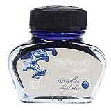 Pelikan 301010 - Tinta para pluma estilográfica 4001, frasco de vidrio de 30 ml, color Azul Royal