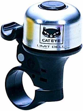 CatEye PB-800 - Timbre para Bicicleta Cromo Chrom Talla:Talla única: Amazon.es: Deportes y aire libre