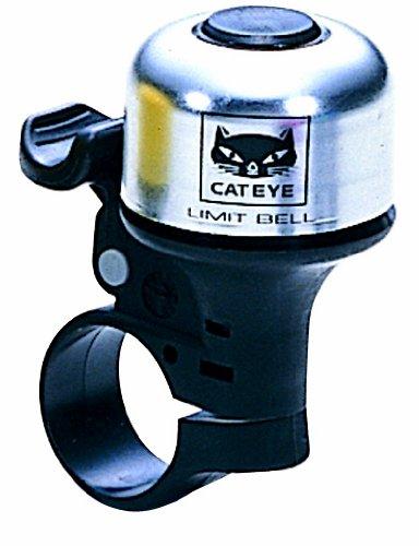 CATEYE Fahrradklingel PB-800, chrom (silver)