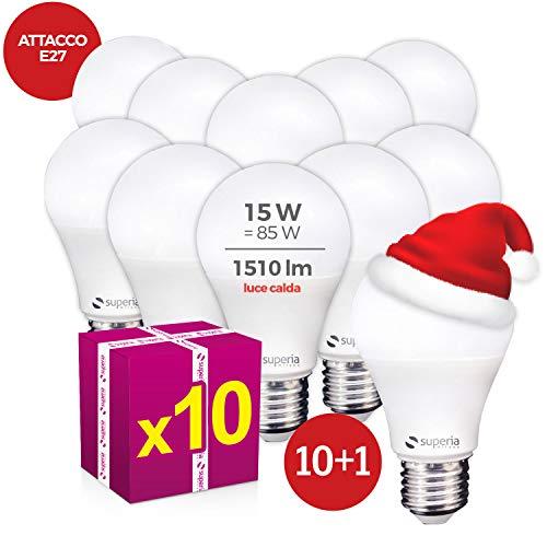 Lampadina Superia LED ACodice Sconto: 44C4VMZA 20,49€
