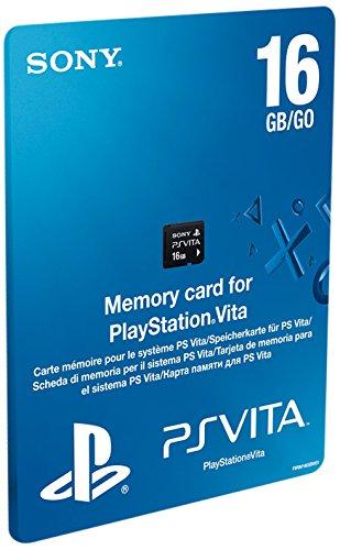 Sony PS Vita, 16GB - accesorios de juegos de pc (16GB, Negro)