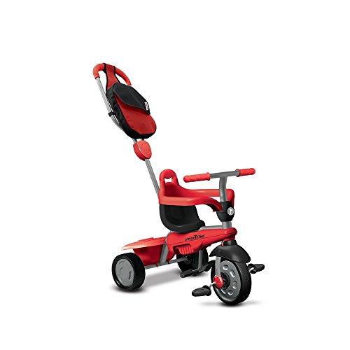 Giochi Preziosi Ofr6160500 Triciclo Smart Trike Breeze 3 in 1 Rosso/Nero
