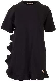 Valentino Luxury Fashion Womens TB3MJ01N58H0NO Black Dress | Spring Summer 20