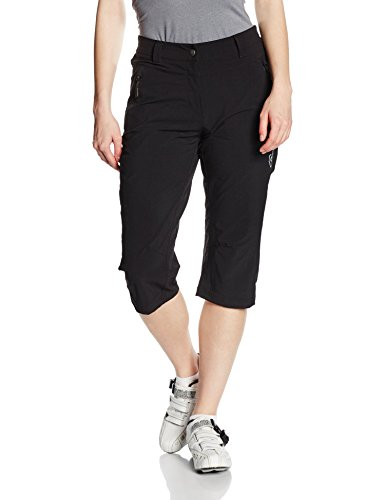 GONSO Damen Bikehose 7/8 Mountain, Black, 38, 25024