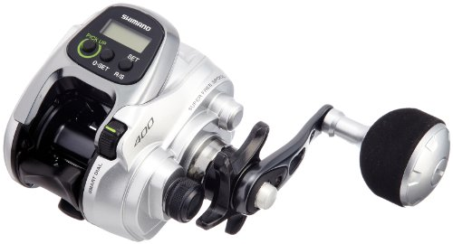 SHIMANO Force Master 400 Electric Moulinet de pêche