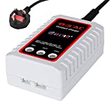 Haisito B3 Lipo Battery Charger for 2-3S Batteries Pack (7.4V,11.1V), Compact Airsoft Battery Balance Fast Charger (100-240V) for RC Quadcopter RC Drone Car Boat