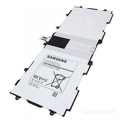 Samsung Batería de repuesto original T4500E 6800 mAh 3.8 V Compatible con TAB 3 10.1 P5200 P5210 P5220 (Ninguno Embalaje minorista)