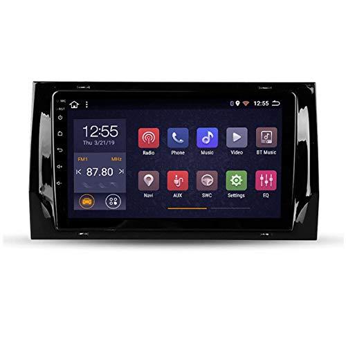 DMMASH Android 8 Car Stereo Navegación GPS Auto Radio para Skoda Kodiaq 2016-2018 2 DIN Pantalla Táctil de 10 Pulgadas WiFi/BT, Soporte Llamadas Manos Libres,4 Cores,WiFi:1 +16G