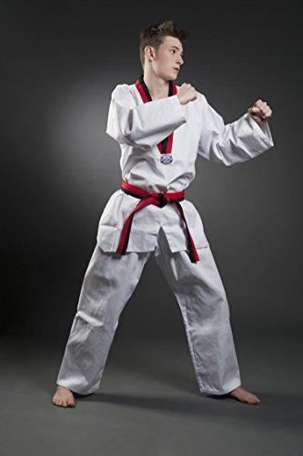 Orkansports–Traje de taekwondo poom, unisex, 130