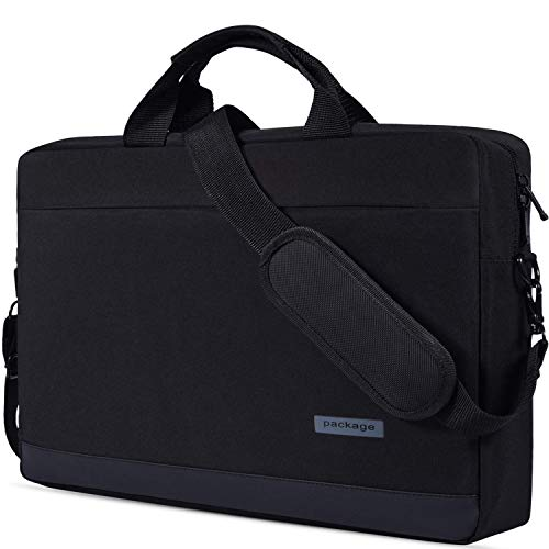 "15.6 Inch Laptop Bag for Acer Aspire 5/Acer Predator Helios 300/Acer Aspire E 15, Lenovo Thinkpad E590 15.6""/Lenovo IdeaPad 15.6, ASUS VivoBook, Dell, LG, HP, 15.6 Inch Laptop Sleeve Case Shoulder Bag"