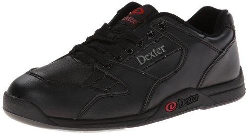 Hombre zapatos de bolos Dexter Ricky II negro