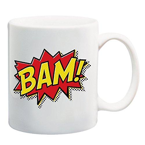 Bam Comics T-Shirt Mok