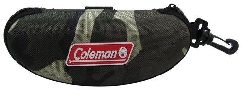 コールマン(Coleman) オリジナルサングラスケース ハード CO07 カーキ カモフラージュ