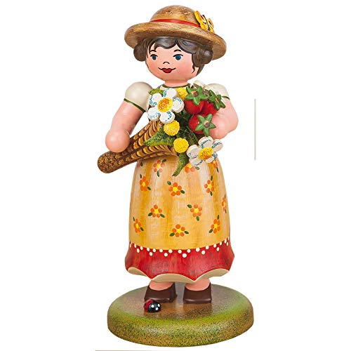 New Products Country idyll Lisa Marie – 10 cm – Hubrig Volkskunst