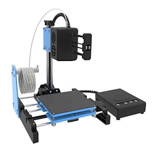 Mini 3D Printer for Kids & Beginners, Small 3D Printer with Magnetic...