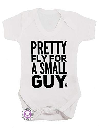 inspirado en la descendencia para niños pequeños y punk rock chaleco de bebé – Baby Shower, ropa de recién nacido o regalo de 1st cumpleaños | Baby Moo's Talla:3-6 meses