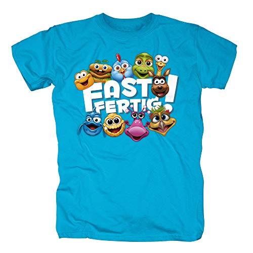 Sascha Grammel - Fast Fertig! All Stars T-Shirt (L)