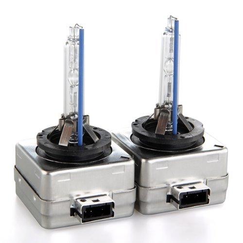 2 X D1S HID Ampoule Lampe Xénon Phare 35W 8000K DC 12V Pr Voiture