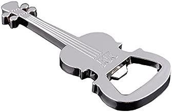 guitar keyring bottle opener