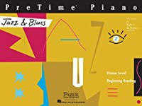 Pretime Piano Jazz and Blues: Primer Level, Beginning Reading