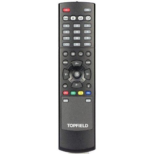 Topfield Original-Fernbedienung OHNE PVR-Tasten für TF 7700 HSCI, TF 7700 HCCI, TF 7710 HSCI, TF 7710 HCCI Receiver