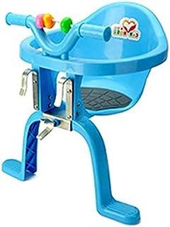 Lanxing Asiento de Seguridad for niños en Bicicleta Delantera y Trasera del bebé Silla Colgante del bebé del Frente Posterior Silla del Asiento de plástico Que cuelga del Asiento