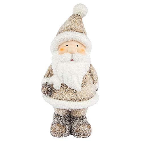 Deko-Figur, Weihnachtsmann, 18cm hoch