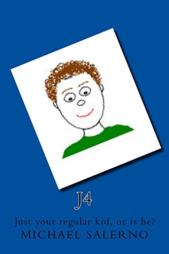 J4: Just your regular kid. Or is he? (J4 - Poetic Adventures Book 1) (English Edition)