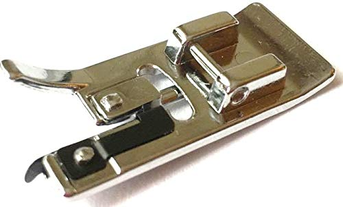 Overlock Nähfuß Overlockfuß für AEG Nähmaschinen 122, 1714, 145DL, NM 122X, NM 220; 11220, 11227, 11680