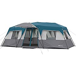Oversized Instant Tent With Awning