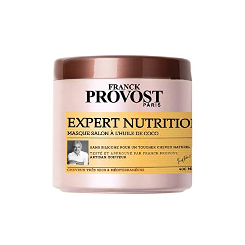 FRANCK PROVOST EXPERT NUTRITION + Masque Capillaire Professionnel Extra Riche 400.0 ml