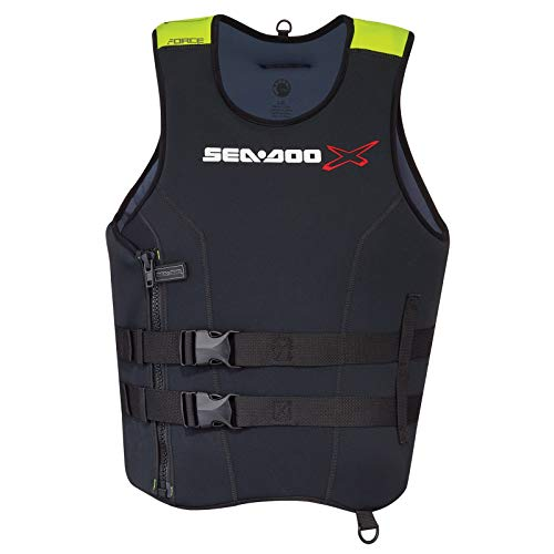 Sea-Doo 2020 Force Pullover Life Jacket (Black)