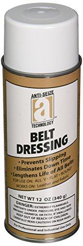 ANTI-SEIZE TECHNOLOGY 17030 Belt Dressing, 12 oz Aerosol Can