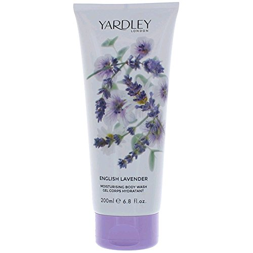 Yardley of London English Lavender Body Wash, 250 ml, Made in England