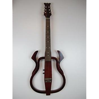 Sojing 010A-U Silent Electric Acoustic Steel String Guitar