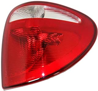 Tail Light for Dodge Caravan 04-07 Assembly Right Side
