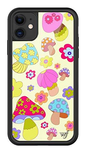 Wildflower Fundas de edición limitada compatibles con iPhone 11 (Groovy Shroom)
