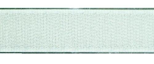 Fermeture velcro 1 m (uniquement crochet Blanc 20 mm Prym 968960 auto-adhésive