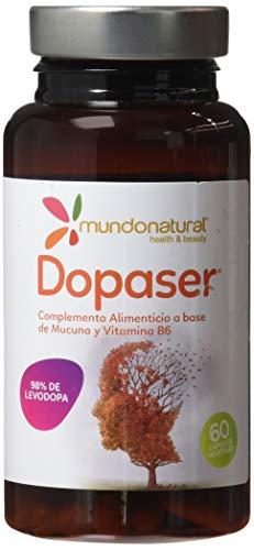 Mundonatural Dopaser 60Cap. 200 ml