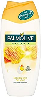 Palmolive Naturals Shower Milk & Honey 250ml (Pack of 6) - パルモナチュラルシャワーミルク&ハニーの250ミリリットル x6 [並行輸入品]