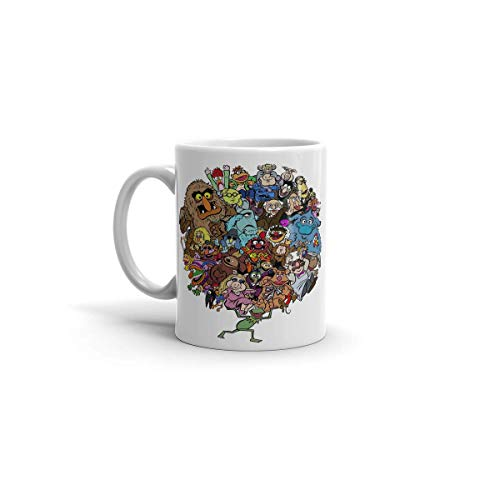 Mugs Coffee The Muppet Show White Ceramic 11 15 Oz Cup Tea Classic