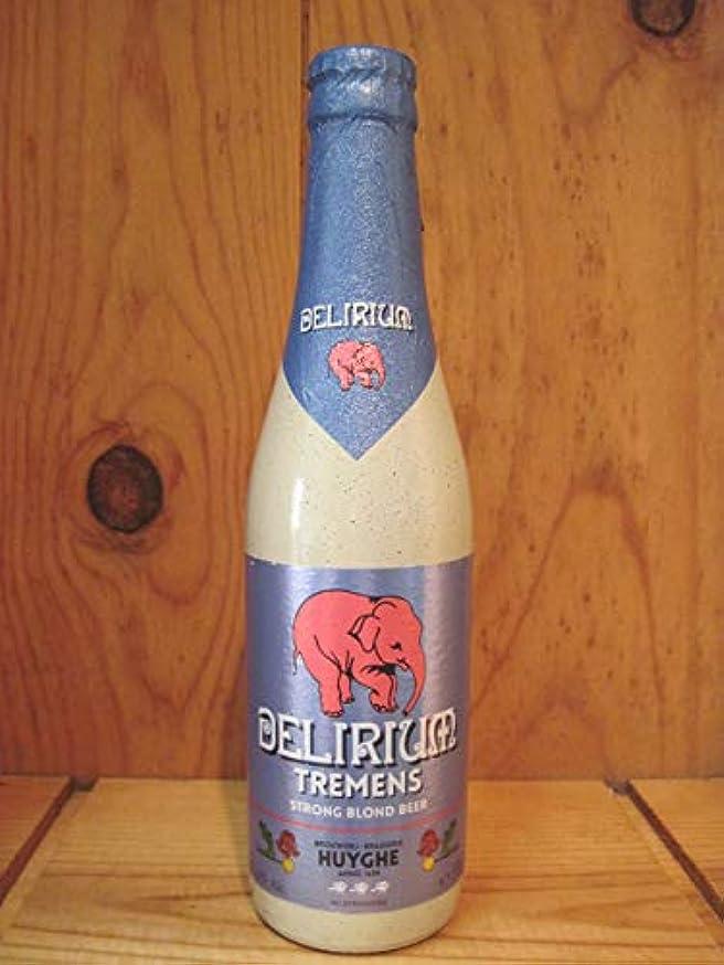 きゅうりハンディ軍艦ベルギービール デリリュウム トレメンス 330ml