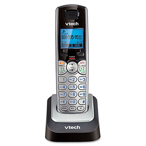 Vtech–Vtech DS6101microteléfono adicional para teléfono DS6151sistema