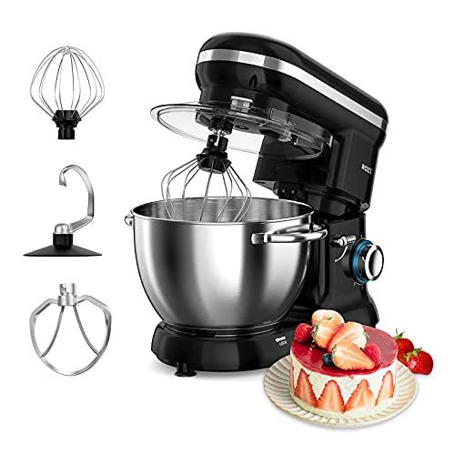 ROZI Küchenmaschine Knetmaschine, 1500W...