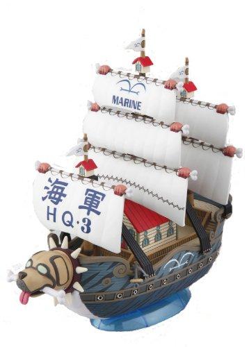 Bandai Hobby Grand Ship Collection 08 Garps Marine Ship
