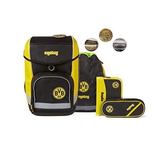 Ergobag Cubo Borussia Dortmund Limited Edition Schulranzen Set 5tlg.