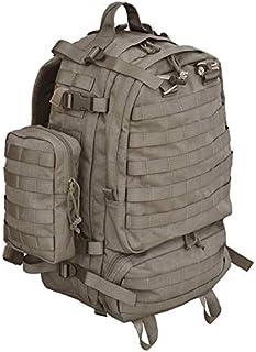 ELITE BAGS QVM-00117/09 Mochila de Combate Operaciones Especiales, Color marrón Coyote